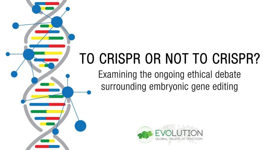 ethics of crispr